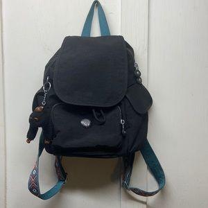 Black Kipling Mini backpack
